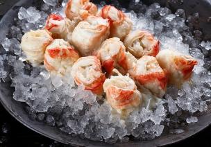 Мясо Камчатского краба в/м, Роза